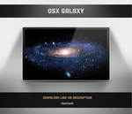 OSX Galaxy Wallpaper by theminimalisto