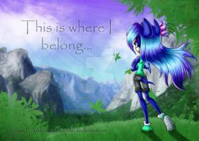 This is where I belong by lu-raziel