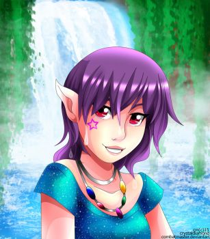 Elf Avatar by combatmaster