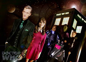 Doctor Who Series 8 Concept by SuperDude001