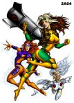 X-Girls by Candra