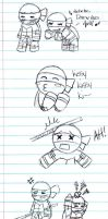Mikey's Annoying by Kawaii-Chibi-Freaks