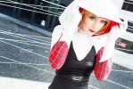 Spider Gwen cosplay IV by ReaverSkill