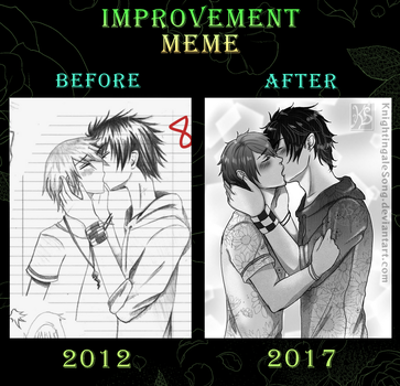 Improvement Meme: #8 by KnightingaleSong