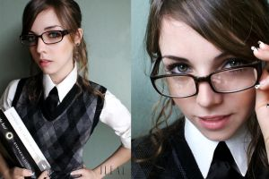 Librarian... by j-leal