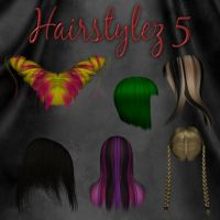 Hairstylez 5 by zememz