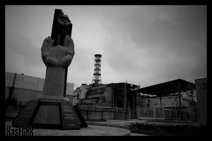 Chernobyl Memorial by KasFEAR