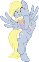 Shawty's Got A Muffin Scent In Her Hair... by Beavernator