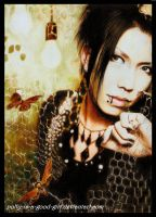 The GazettE: Aoi by Polly-is-a-good-girl