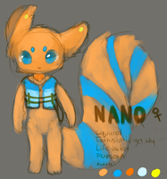 Nano - Sketchy Ref by pink-winter