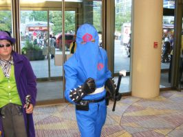 Cobra Commander Cosplay by Neo-Exdeath