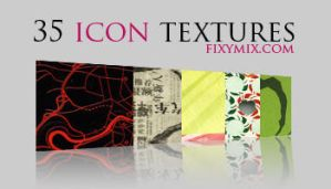35 free icon textures by szndsgn