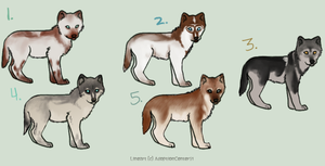 Litter 2 by Animal-Canine-Adopts