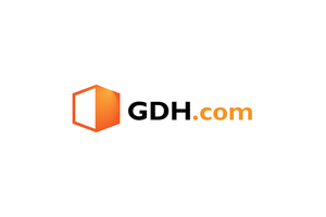 logo design GDH - Graphic Design Home by RaymondGD