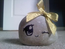 Rocki - My Pet Rock by Cheers-Its-Xenial