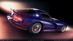 100% vector Viper GTS by ollite20