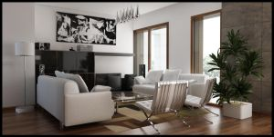 CMA Living Room by theanarchitect
