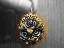 Rose Locket No. 3 by CharpelDesign