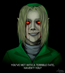 Ben Drowned  by SUCHanARTIST13