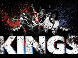 The Kings - Wallpaper by Dario4Slash