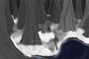 Forest by BlackMare234