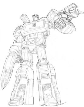soundwave by beamer