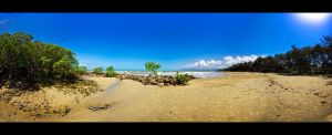 Port Douglas Beach by WiDoWm4k3r