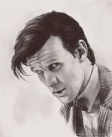 Matt Smith by MelissaDalton