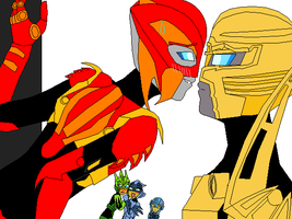Hey Mata Nui... by Starscreamsgurl