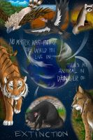 Save the Animals by lilhasu