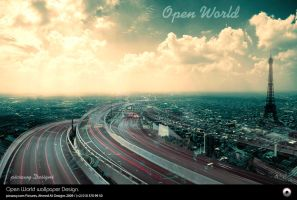 Open world by PiCsAwY