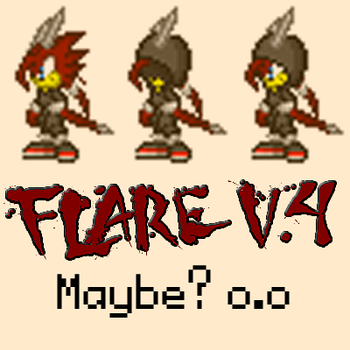 Flare V.4...Maybe? o.o by KaoticAlex