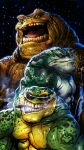 Battletoads by tooDeee