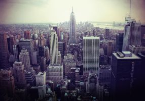 This is New York by 013Raptor