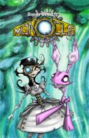 Monocle Cover Art by BunnyBennett