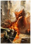 Red Dragon by gonzalokenny