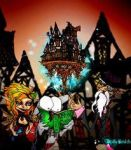 goblin city building goes to new hieghts by Dollysmith