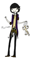 Marionette Character Concept by AskVesta