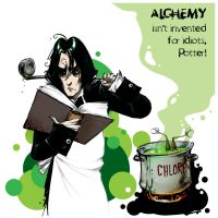 Alchemy for idiots by erebus-odora