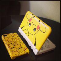Pikachu3DS by Beckie6