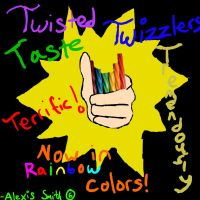 english Project - Twizzlers by ahinatafan