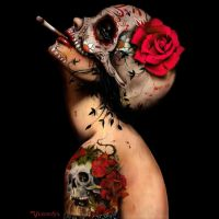 Viva La Muerte by Design-By-Humans