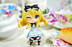 Tiny Alice [2] by Bellechan