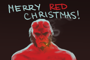 Merry Red Christmas by ninmei