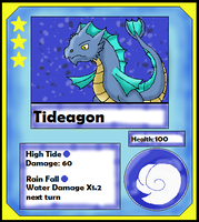 Tideagon Card (Adopt) by Dianamond