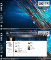 Windows 7 - Jun,5, 2012. by Draco23hack