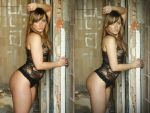 Natalia before and after by fotomartinez