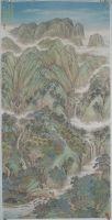 Chinese Gongbi Painting 1 by liuyong