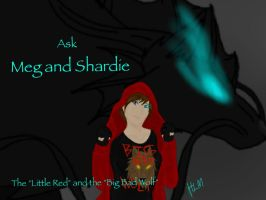 Ask Little Red and the Big Bad Wolf is Open by BlackDragon-Studios