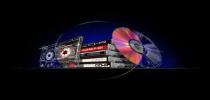 CD and Audio casette by DarckBMW